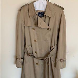 Burberry Men's trench coat